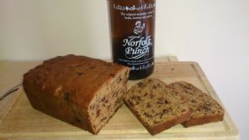 Norfolk Punch Tea Loaf